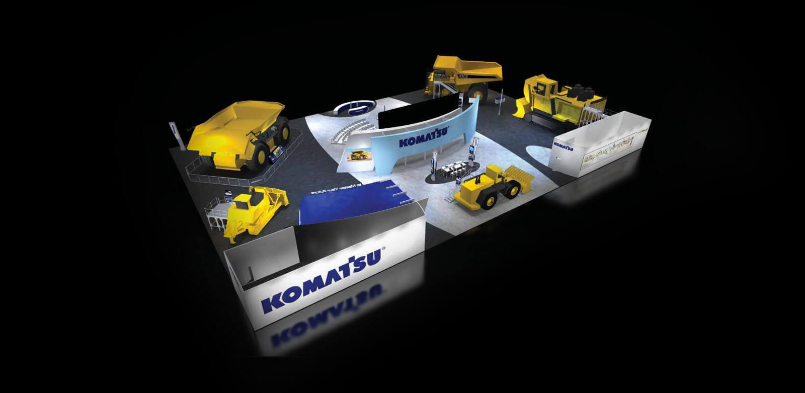 نمایشگاه بین الملی قطعات ماشین های سنگین